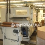 Thermoforming machinery roll