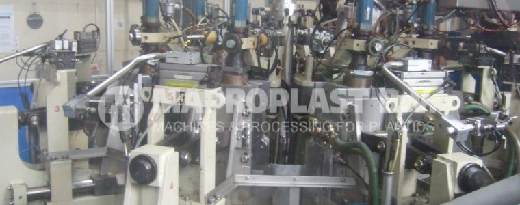 Stork Blow Moulding Machine 133-105-9