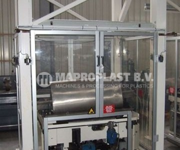 John Brown Trim Press ALC-950-60