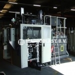 Blow moulding equipment
