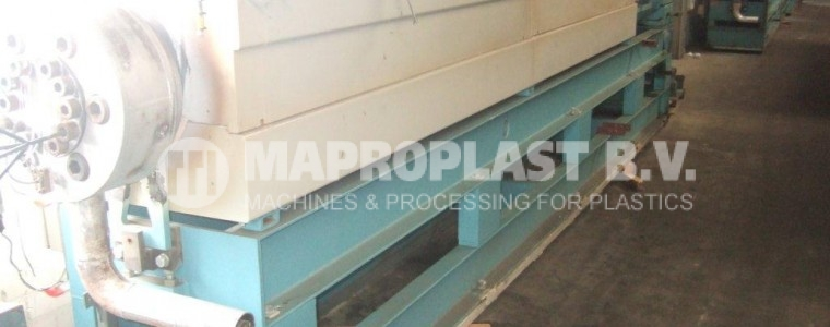 Barmag Single Screw Extruder 150mm 30LD