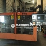 PP / PE / PVC blowmoulder