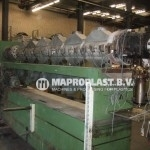 Breyer Single Screw Extruder 120-33D