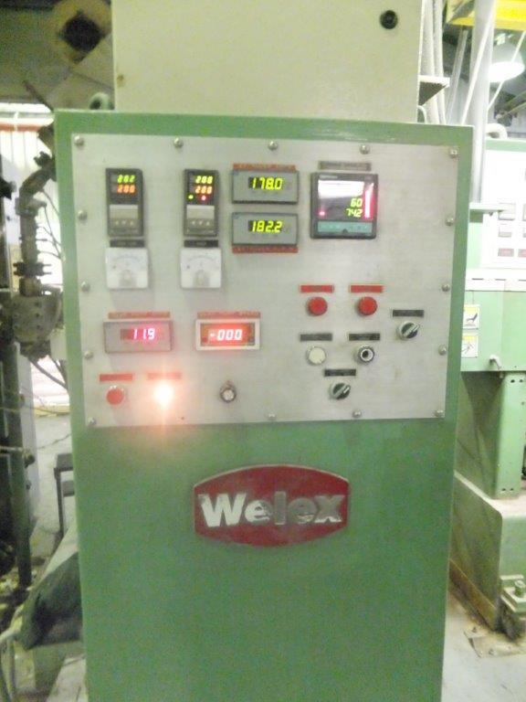 Welex Sheet Extrusion Machine Line Maproplast