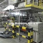 Omam Sheet Extrusion Line