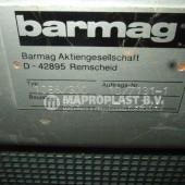 Barmag single screw extruder 10e8 2