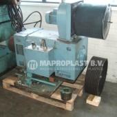 Barmag single screw extruder 15e8 motor