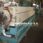 Barmag single screw extruder 17e8