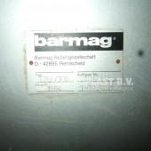 Barmag single screw extruder 17e8 2