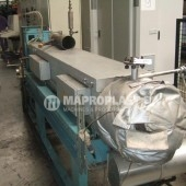 Barmag single screw extruder 7e8