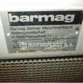 Barmag single screw extruder 7e8 2