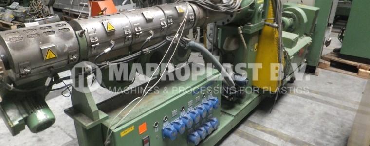 Battenfeld Single Screw Extruder 45mm