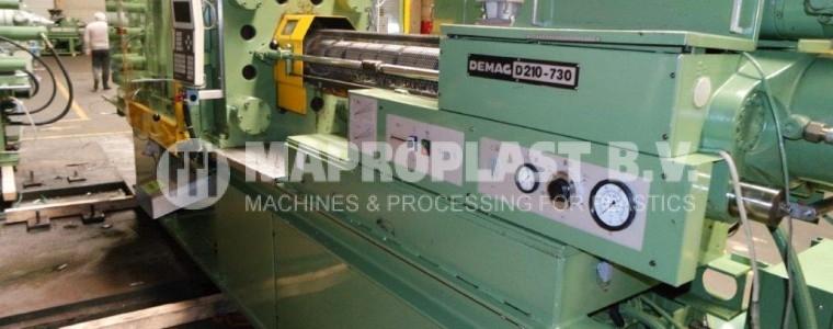 Demag D210-730 Injection Moulding Machine