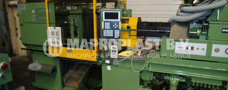 Demag D150-452 Injection Moulder